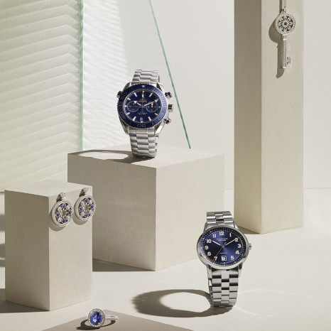 watch and jewellery week event