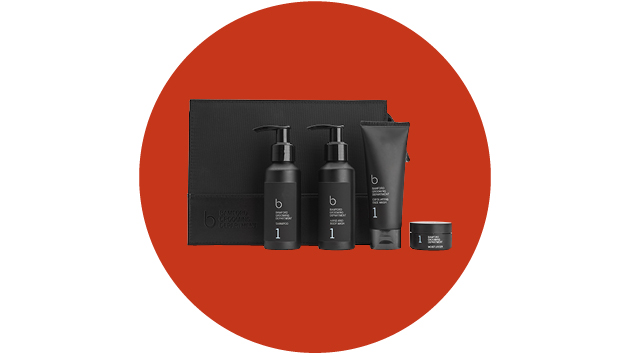Made from eco-friendly ingredients, these products are as good for the planet as they are for your skin. Edition 1 Travel Kit, £70, BAMFORD GROOMING DEPARTMENT