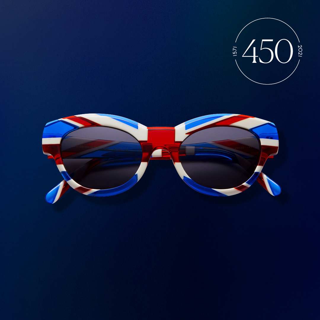 Tom Davies Union Jack sunglasses
