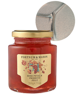 Rose Petal & Prosecco Jelly, £9.95 for 200g, Fortnum & Mason