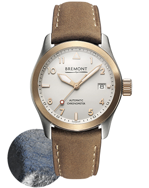 Solo-37 Rose Gold, £3,895, Bremont