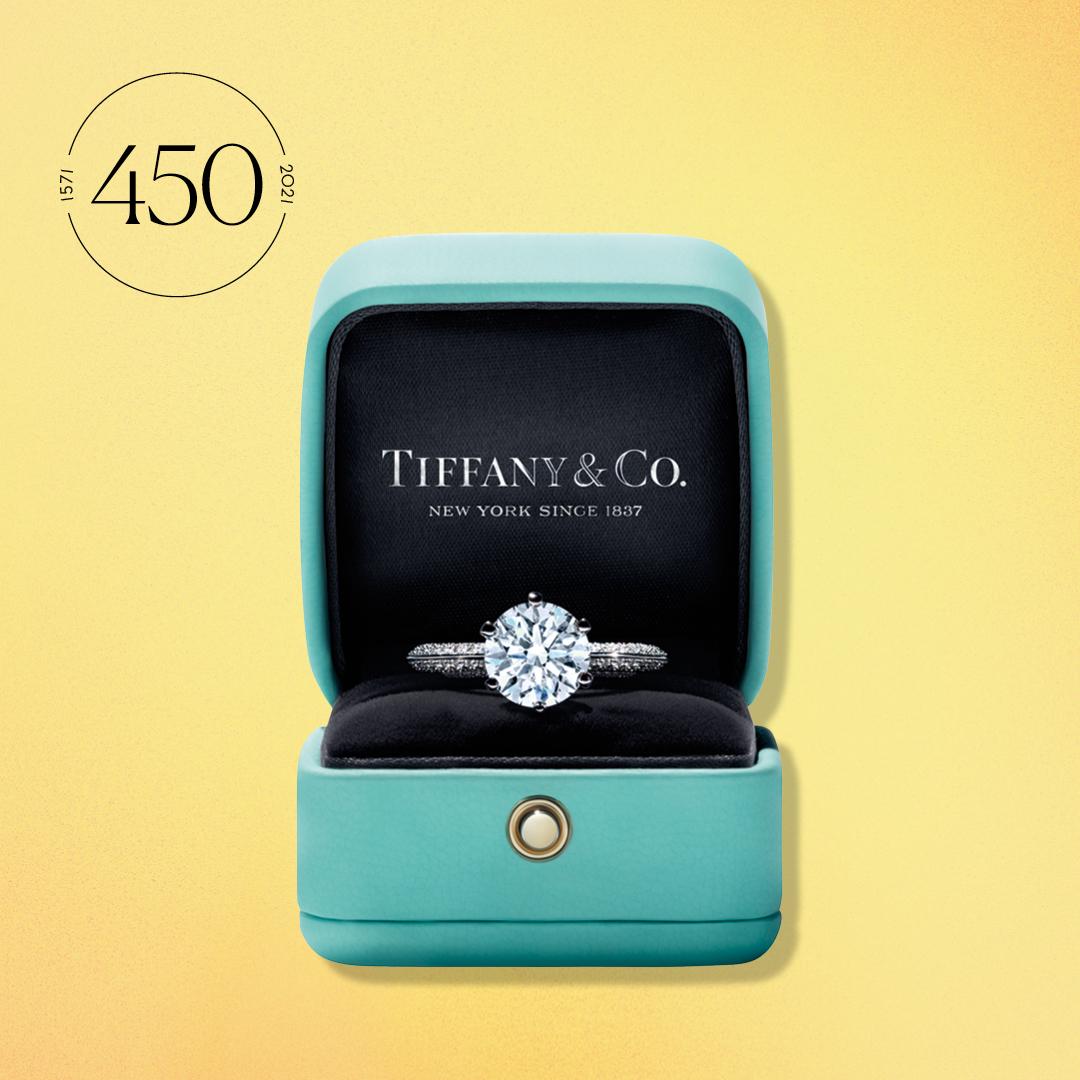 Tiffany Setting Engagement Ring